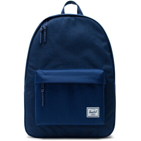 Herschel Classic Backpack medieval blue crosshatch/medieval blue
